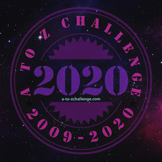 2020 Blogging A to Z April Challenge